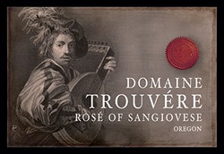 2013 Domaine Trouvere Sangiovese