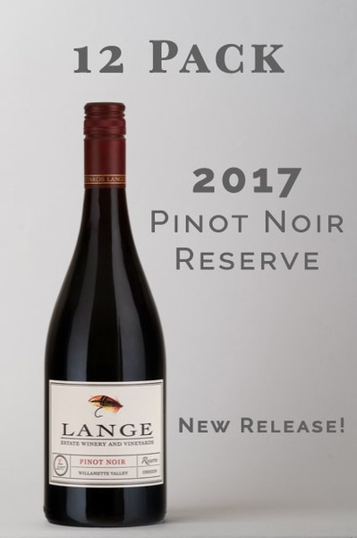House Pour Pinot - 2017 Pinot Noir Reserve 12 Pack