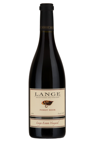 2014 Lange Estate Vineyards Pinot Noir Image