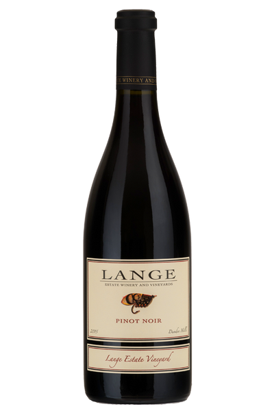 2015 Lange Estate Vineyards Pinot Noir