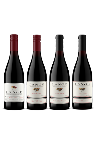 Thanksgiving Curated Pinot Noir Case