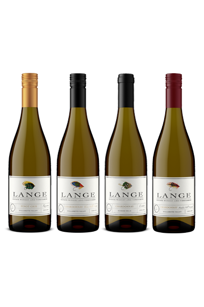 Thanksgiving Curated White Wines Case