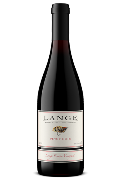 2017 Lange Estate Vineyards Pinot Noir