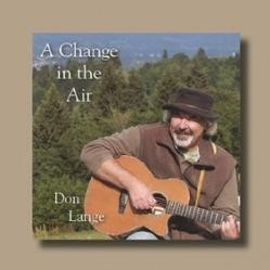 A Change In The Air-Don Lange CD