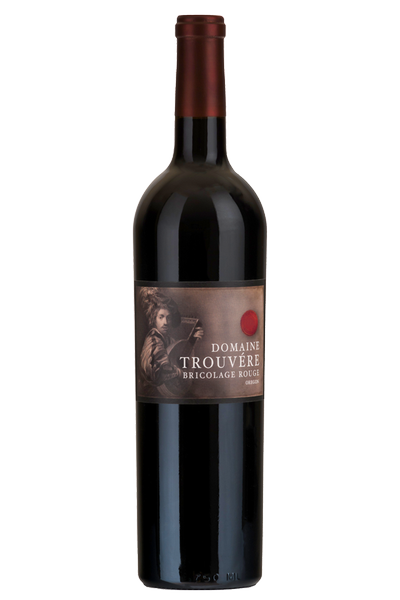 2012 Domaine Trouvere Bricolage Rouge Image