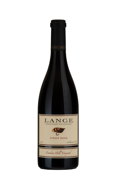 2013 Lange Pinot Noir, Freedom Hill Vineyard