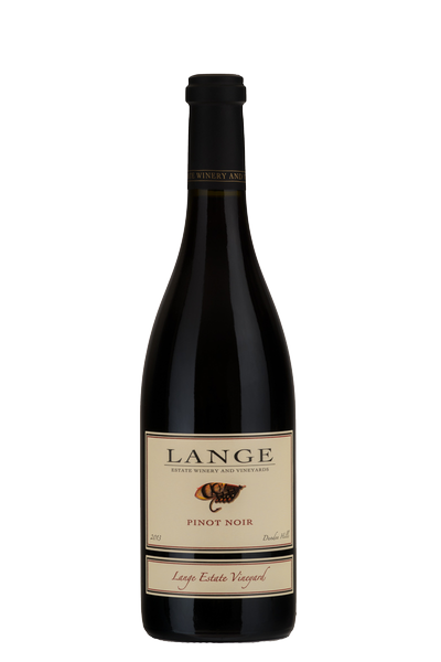 2013 Lange Pinot Noir, Estate Vineyard Dundee Hills