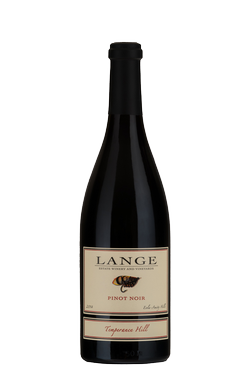 2014 Lange Pinot Noir, Temperance Hill Vineyard