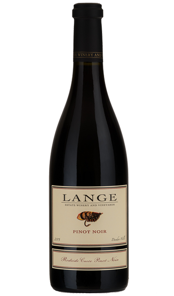 2015 Lange Pinot Noir, Redside Vineyard