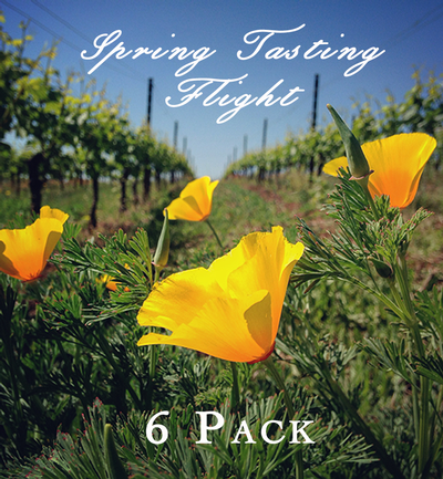 Spring Tasting - 6 Bottle Flight