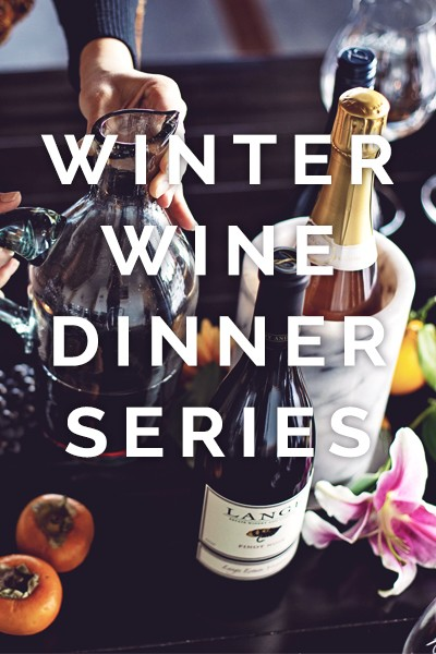 Winter Wine Dinner - R&R Culinaire Image
